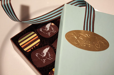 socola chocolate box