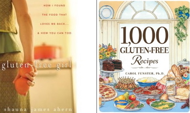 gluten-free books