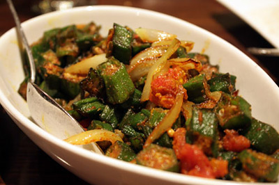 Stir Fried Okra