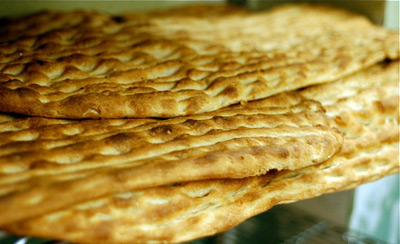 Afghan Bread in Fremont's Little Kabul