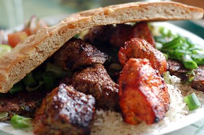 afghan kebabs