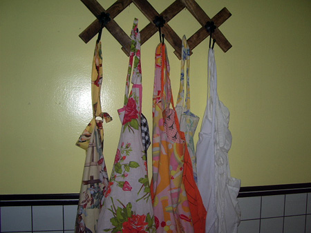 Aprons for every occasion