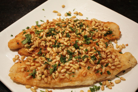 Palmira's fish recipe