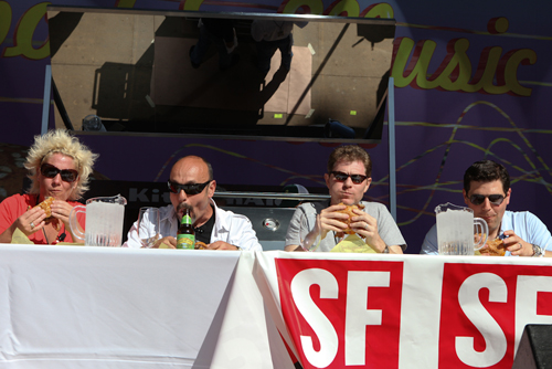 SF Weekly Burger Challenge