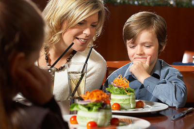 Kicking the Kids' Menu Habit