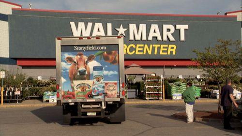 FOOD INC WalMart