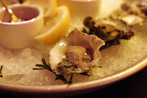 Hama Hama Oysters, Oola