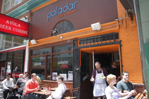 Paladar Cafe Cubano, San Francisco FiDi