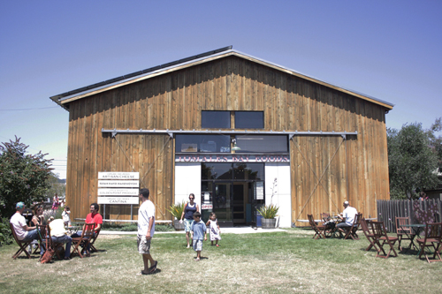 Tomales Bay Foods, Pt. Reyes Station
