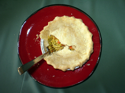 Pie Truck Chicken Pot Pie