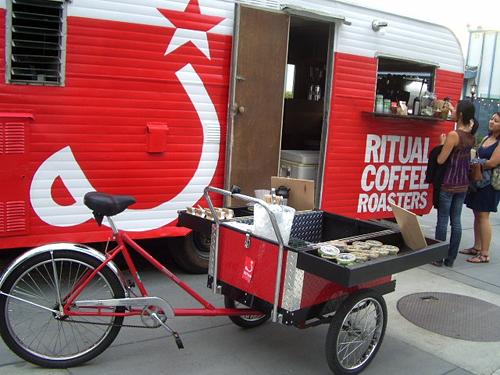 ritual coffee bike