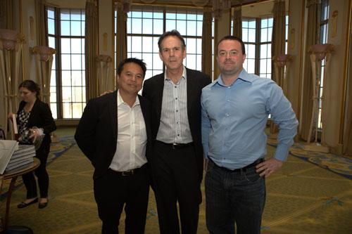 SF Chefs Charles Phan, Thomas Keller, Douglas Keane
