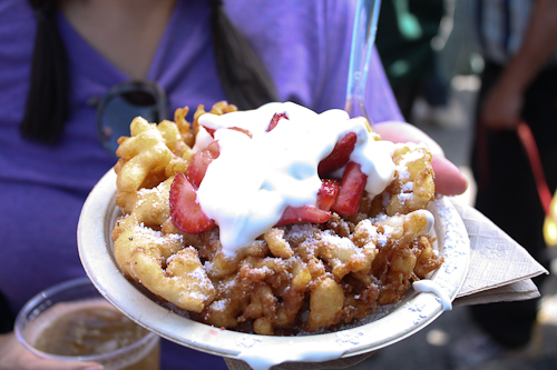 Funnel Cake from Endless Summer Sweets