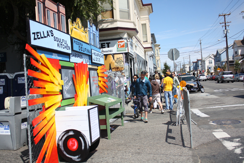 SF Street Food Festival 2009