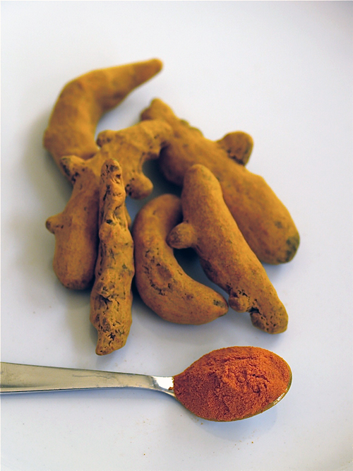 Turmeric: The spice-and-dye