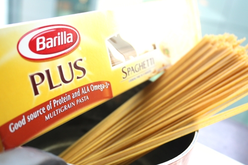 barilla plus multigrain spaghetti