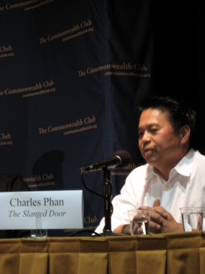 charles phan chef owner slanted door and out the door