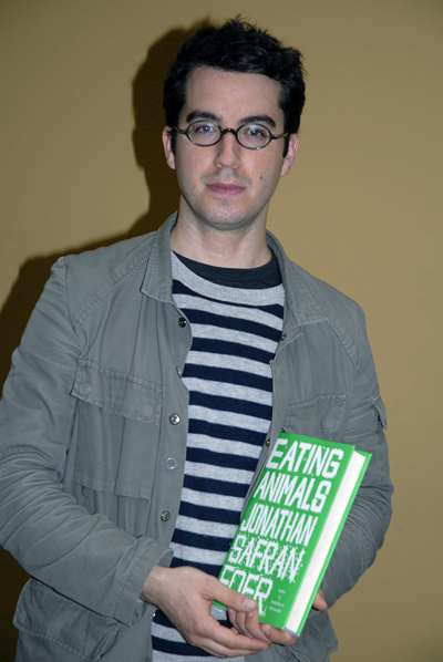 Jonathan Safran Foer: Video Interview and Reading