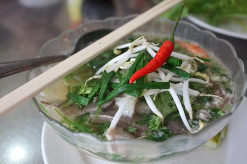 vietnam saigon Hu Tiu Nam Vang, Tin Phuc