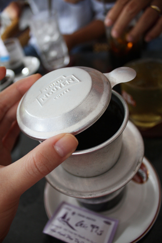 vietnamese coffee phin filter