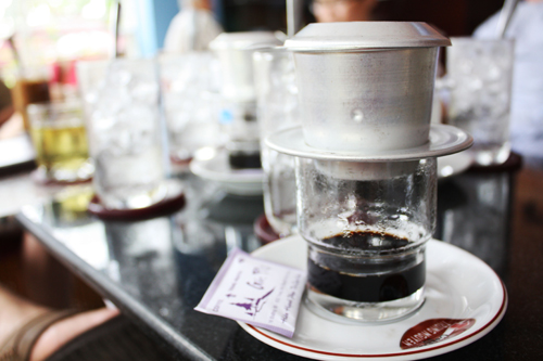 vietnamese coffee slow drip