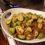 Brussels Sprouts Two Ways