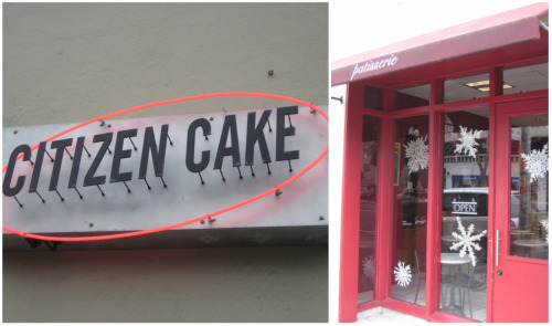 Citizen Cake Patisserie