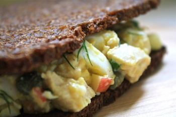 Chicken and Egg Salad