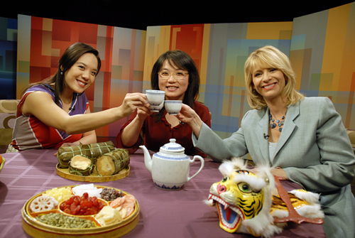 Stephanie Im, Thy Tran and Leslie Sbrocco on Food and Wine This Week
