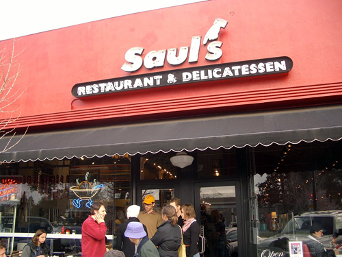 Sauls Restaurant and Delicatessen