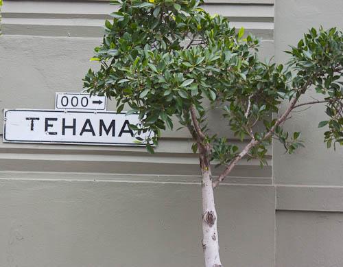 Tehama street