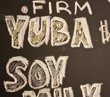 Yuba Soy