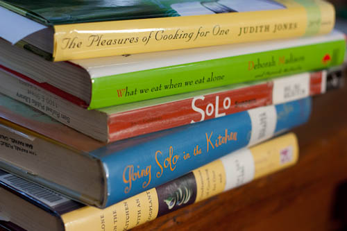 Solo Cooking Books