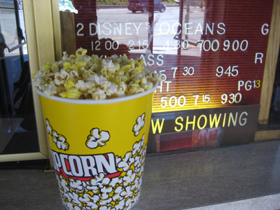 The State Of Theater Popcorn In The Bay Area Kqed