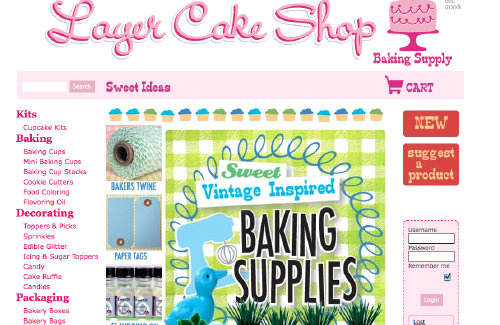 layercake shop