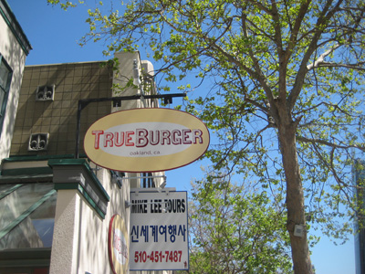 Trueburger restaurant