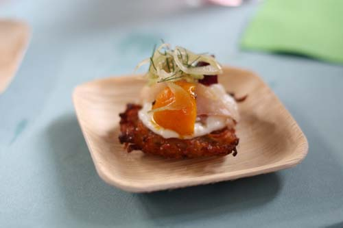 Baker and Banker's latke