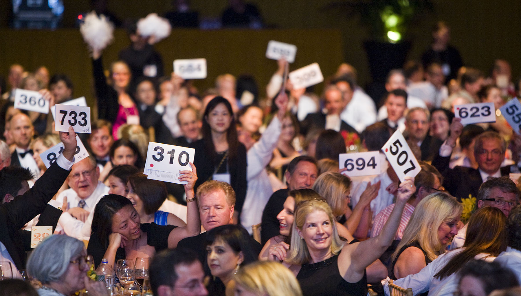 Star Chefs and Vintners Gala Auction