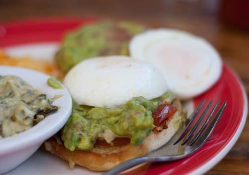 Eggs Benecado
