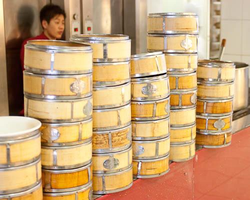 dumpling baskets
