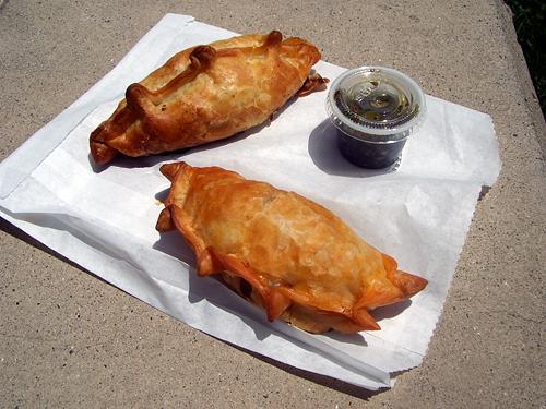 Primos empanadas