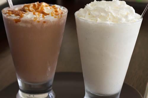 boozy milkshakes