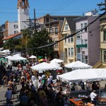 Pie, Pig, and Beer for 18th Street Block Party