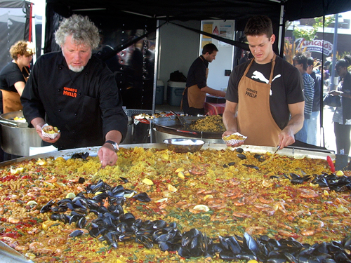 gerards paella