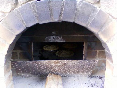 brick oven pies