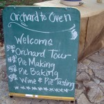 From Orchard to Oven Pie Workshop