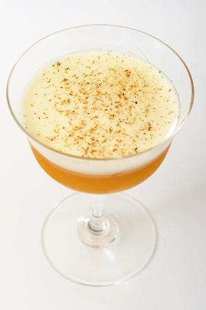 Saffron Sandalwood Sour