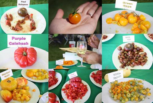 Kendall-Jackson Heirloom Tomato Festival