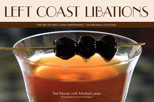 left coast libations book cover