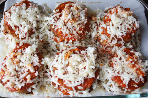 Eggplant Parm of My Dreams